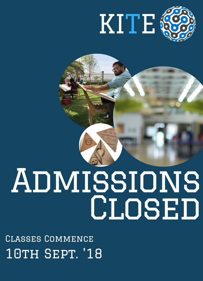 Admissions Closed For Fall 2018